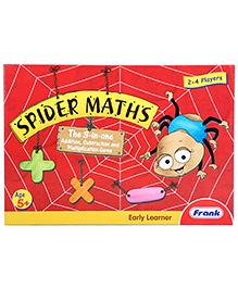 Frank Spider Maths Game