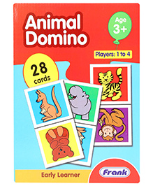 Frank Animal Domino - 28 Cards