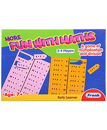 Frank More Fun With Maths Puzzle