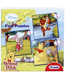 Frank Disney Winnie the Pooh First Puzzles