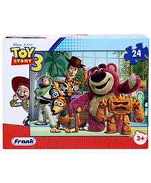 Frank Toy Story 3 Puzzle Set