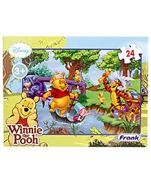 Frank Disney Winnie The Pooh - 24 Pieces