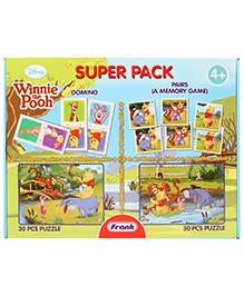Frank Winnie The Pooh Puzzle Set - 30 Pieces