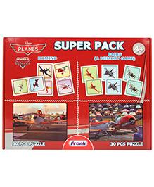 Frank Planes Puzzle Set - 30 Pieces