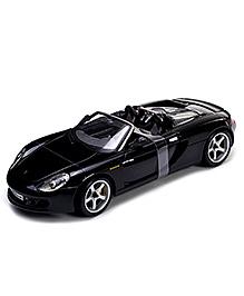 Maisto Porsche Carrera Car Toy - Black