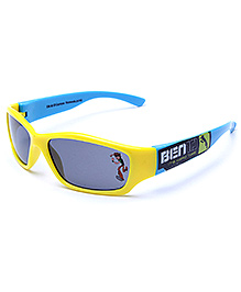 Ben 10 Kids Sunglasses - Yellow And Blue