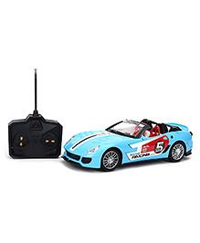 Fab N Funky Remote Controlled Car - Blue