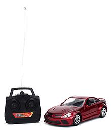 Fab N Funky Remote Controlled Car - Maroon