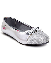 Barbie Party Belly Shoes - Silver