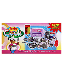 Venus Junior Cook Kitchen Set