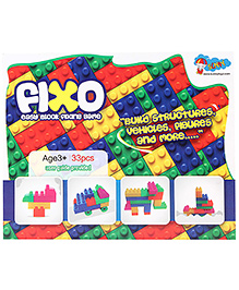 Sunny Fixo Building Blocks - 33 Pieces