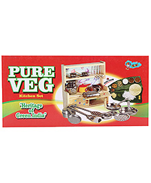 Venus Pure Veg Kitchen Set