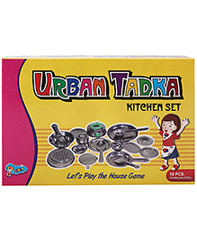 Venus Urban Tadka Kitchen Set - 18 Pieces