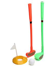 Speedage Golf Set - Multi Coloured