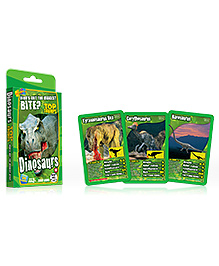 Top Trumps Dinosaurs Card Game - 26 Cards