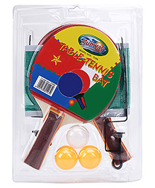 Speedage Table Tennis Racket And Ball Set