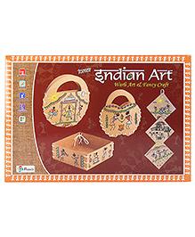 Petals Indian Art Warli Art Junior