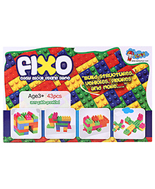 Sunny Fixo Building Blocks - 43 Pieces