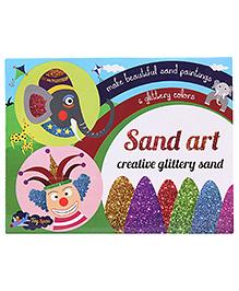 Fab N Funky Sand Art Kit Small