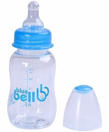 Bluebell Plain Feeding Bottle 125 Ml - BPA Free