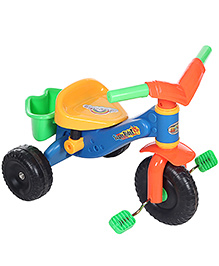 Fab N Funky Baby Tricycle Multicolor With Wide Wheels