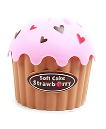 EZ Life Cute Cup Cake Tissue Holder - Pink