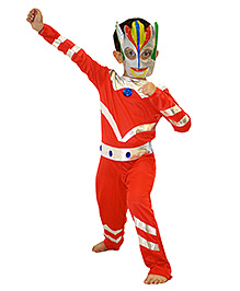 EZ Life  New Age Ultraman Outfit - Red