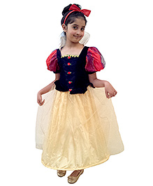 EZ Life Snow White Outfit With Ornament