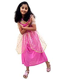 EZ Life Short Sleeves Princess Outfit - Pink