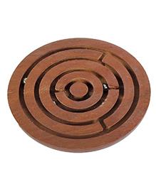 Desi Toys Wooden Bada Bhool Bhulaiyaa