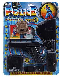 Nuage Police Force Crime Fighter Set