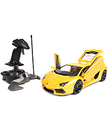 MZ Remote Controlled Lamborghini LP700 Car - Yellow