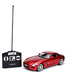 MZ Remote Controlled Benz SLS Car - Red