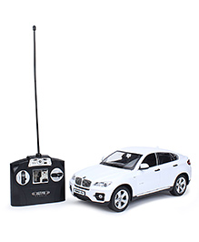 MZ Remote Controlled BMW X6 Car - White