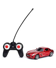 MZ Remote Controlled Mercedes Benz SLS Car - Red