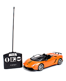 MZ Remote Controlled Lamborghini LP570 Ragtop Car - Orange