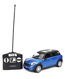 MZ Remote Controlled BMW Mini Cooper Car - Blue