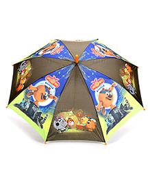 Disney Kids Umbrella - Cmepwaphkh Print