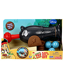 Fisher Price Never Land Cannon Launcher