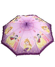 Disney Princess Umbrella Purple - 19 Inches