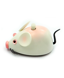 Baby Steps Mouse Non Fall Wind Up Toy