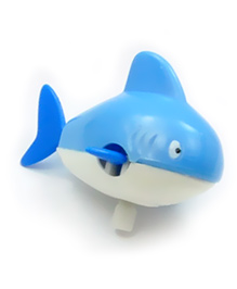 Baby Steps Swimming Creature Shark Wind Up Water Toy