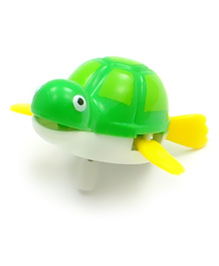 Baby Steps Swimming Creature Turtle Wind Up Water Toy
