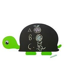 Skillofun Black Chalk Board - Tortoise Shape