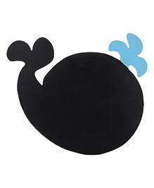 Skillofun Black Chalk Board - Whale Shape