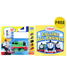 Thomas And Friends Collectible Railway Engine - Green