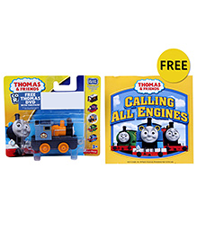 Thomas And Friends Collectible Railway Engine - Multi Color