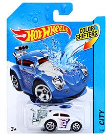 Hotwheels Color Shifter Aqua - Volkswagen Beetle