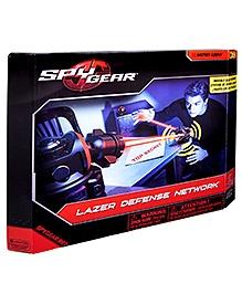 Spy Gear Lazer Defense Network