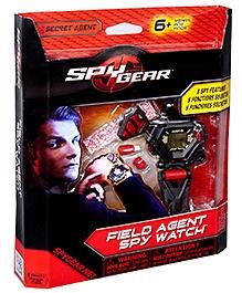Spy Gear Field Agent Spy Watch